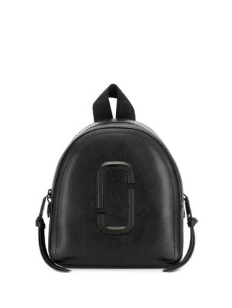 Shop black Marc Jacobs Pack Shot backpack with Express Delivery - Farfetch