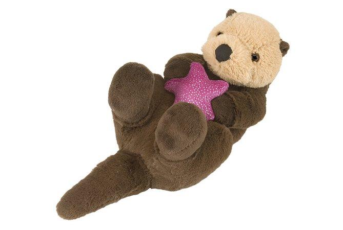 Sea Otter Stuffed Animal   Sea Otter Toys