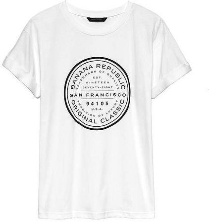 SUPIMA® Cotton City Boyfriend T-Shirt
