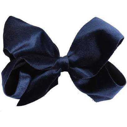 Navy blue bow - Google Search