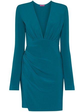 GAUGE81 Robe Courte à Design Froncé - Farfetch