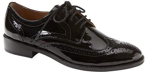 Patent Leather Brogue Oxford