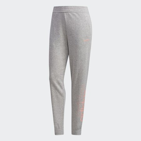 adidas Favorites Knit Pants - Grey | adidas US