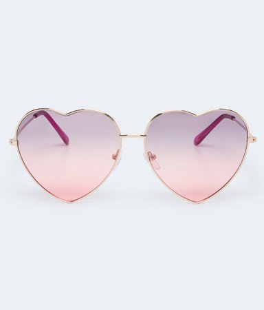 Heart Gradient Sunglasses