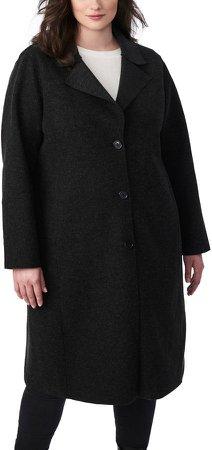 Sweater Long Coat