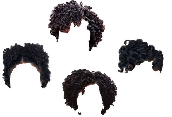 Short Black Natural Hairstyles 1