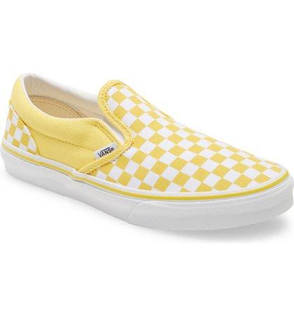 Vans Kids' Classic Slip-On Sneaker (Big Kid)   Nordstrom
