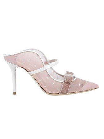 Malone Souliers Pink Pumps