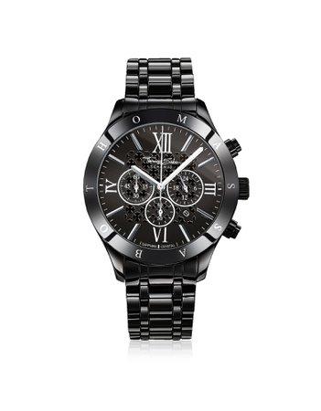 Thomas Sabo Rebel Ceramic Mens Chronograph Watch
