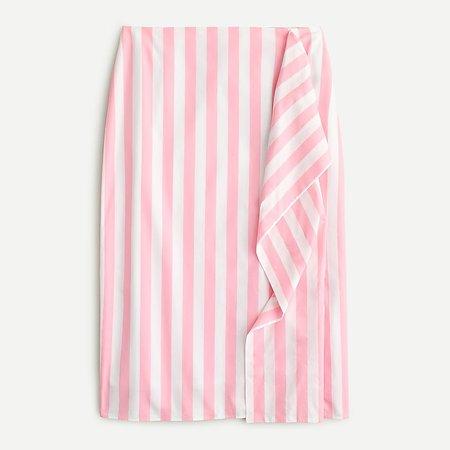 J.Crew: Thomas Mason® For J.Crew Ruffle Skirt For Women