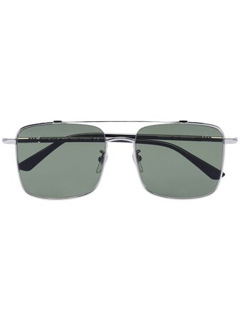 Gucci Eyewear Square Frame Tinted Sunglasses - Farfetch