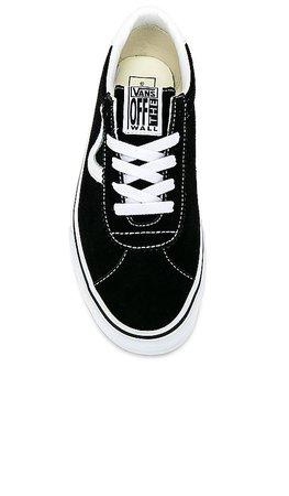 Vans Sport in Black | REVOLVE