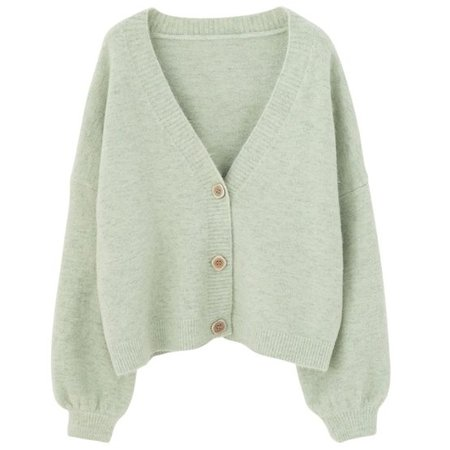 V-Neck Sweater Cardigan (4 Colors) – Mary Cheffer