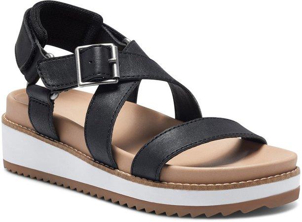 Idenia Wedge Sandal