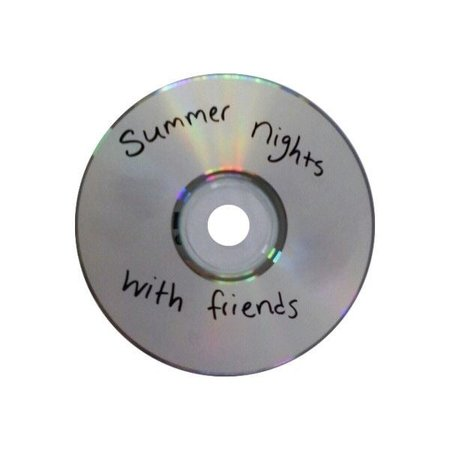 """summer nights with friends"" cd"