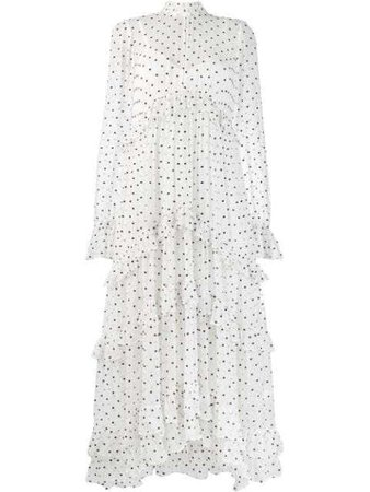 ZIMMERMANN Dot Long dress