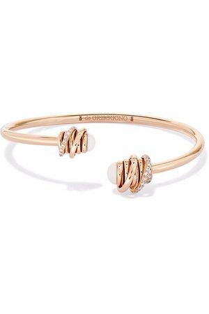 de GRISOGONO   Bracelet en or rose 18 carats, opales et diamants Toi & Moi   NET-A-PORTER.COM