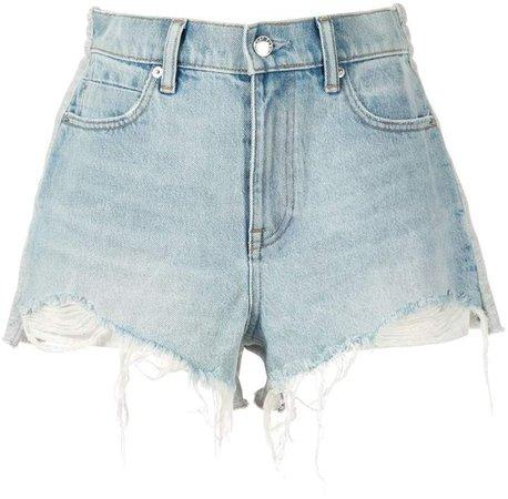 Bite Clash denim shorts