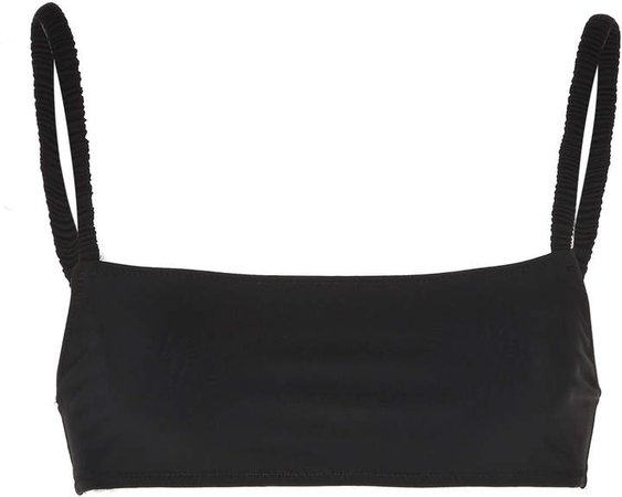 Lido Undici Plissé Straps High Waist Bikini Size: XS