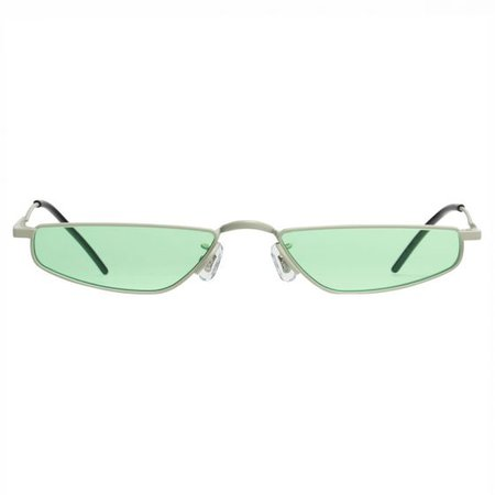 GENTLE MONSTER HALOHALO / GREY (GREEN LENS)