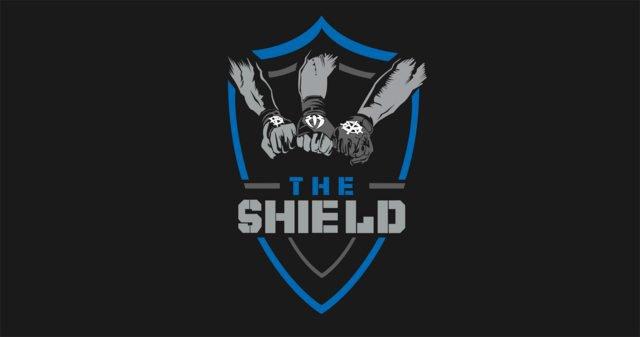 WWE The Shield Logo