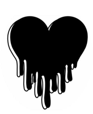 black heart 🖤