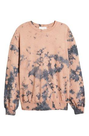 Bleached Crewneck Sweatshirt | Nordstrom