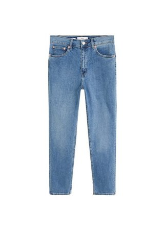 MANGO Mom slim jeans