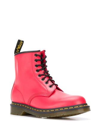 Dr. Martens Lace-Up Combat Boots Ss20 | Farfetch.com