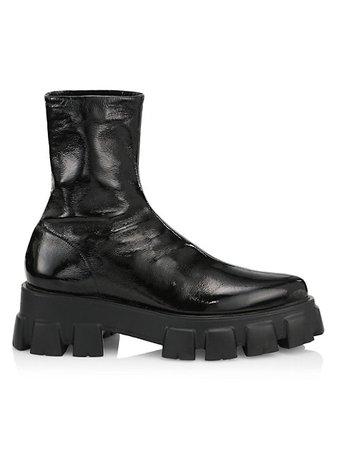 Prada Naplak Boots | SaksFifthAvenue