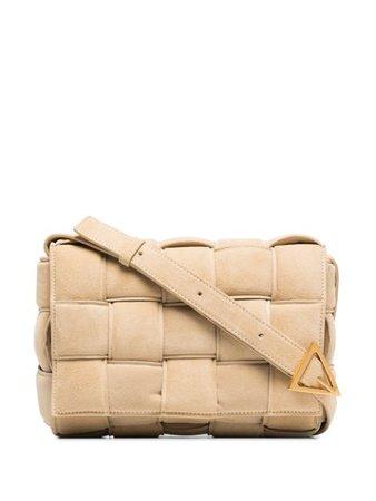 Bottega Veneta Cassette padded shoulder bag - Farfetch