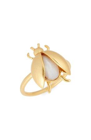 Madewell Lovebug Ring | Nordstrom