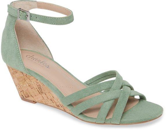 Gwenyth Wedge Sandal