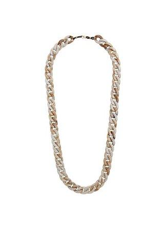 Violeta BY MANGO Sunglasses braided chain