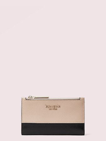 spencer small slim bifold wallet | Kate Spade New York