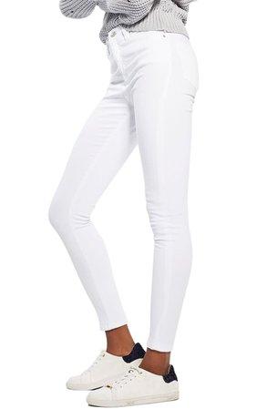 Topshop Jamie High Waist Ankle Skinny Jeans (Regular & Petite) | Nordstrom