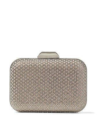 Jimmy Choo, Cloud Crystal Embellished Clutch Bag