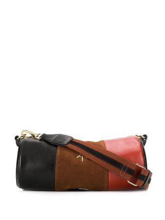 Manu Atelier Cylinder Shoulder Bag - Farfetch