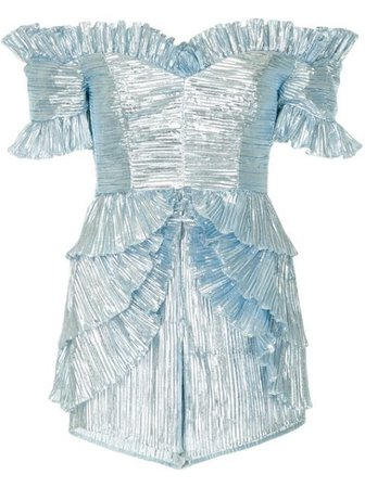 Wasn't Born To Follow Playsuit ALICE MCCALL