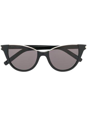 Saint Laurent Gafas De Sol SL368 Con Montura Cat Eye - Farfetch
