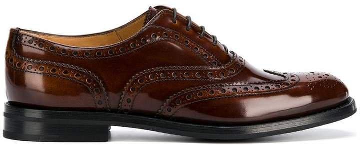 Burwood derby shoes