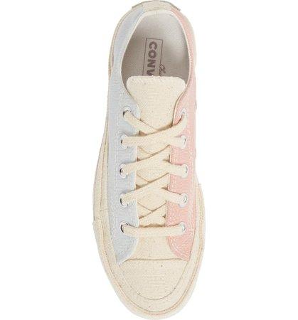 Converse Chuck Taylor® All Star® Renew Cotton Chuck 70 Low Top Sneaker (Women) | Nordstrom