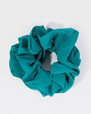 Teal Scrunchie | Vintage Inspired Fashion | Lindy Bop