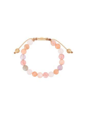 Nialaya Jewelry Faceted Stone Bracelet - Farfetch