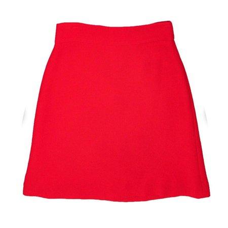 Red Kate Spade New York Skirt