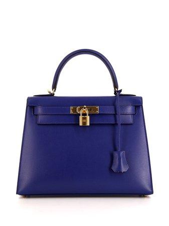 Hermès 2019 pre-owned Kelly 28 Tote Bag - Farfetch