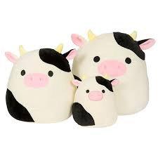 cow squishmallow - Google Search