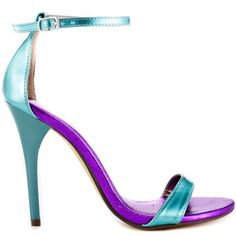 teal and purple heels - Google Search