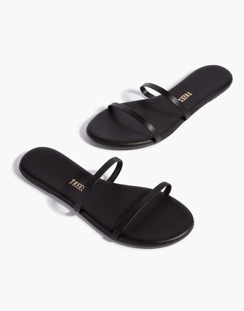 TKEES Gemma Leather Sandals