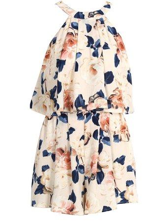 Floral Jumpsuit Dolled Up